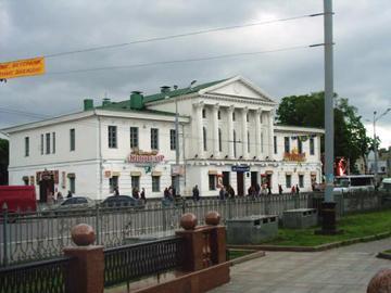 Котляревский кинотеатр казино как взломать приложение интернет казино