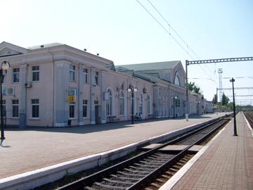 Прибытие поезда харьков москва на курский